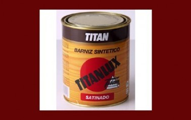 TITANLUX. Satin Synthetic Varnish